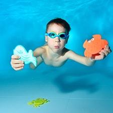 Éveil et jardin aquatique 4 ans à 6 ans