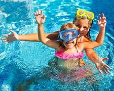L'été au centre aquatique l'Odyssée